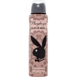 Playboy Play It Sexy... Dezodorant w sprayu dla kobiet 150 ml