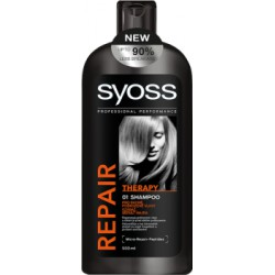 Syoss Repair Therapy Szampon 500 ml