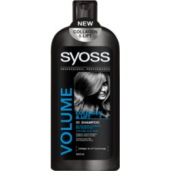 Syoss Volume Collagen & Lift Szampon 500 ml