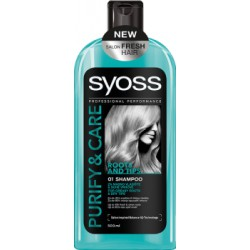 Syoss Purify & Care Roots and Tips Szampon 500 ml