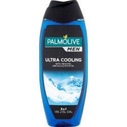 Palmolive Men Ultra Cooling 3w1 Żel pod prysznic 500 ml