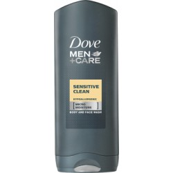Dove Men plus Care Sensitive Clean Żel pod prysznic 250 ml