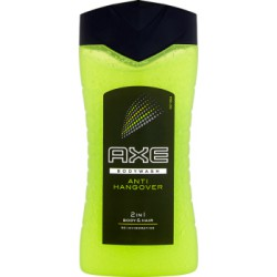 Axe Anti Hangover Żel pod prysznic 250 ml