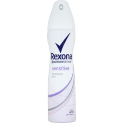Rexona Sensitive Antyperspirant w aerozolu 150 ml