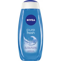 NIVEA Pure Fresh Żel pod prysznic 500 ml