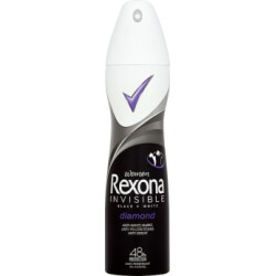 Rexona Women Invisible Diamond Antyperspirant w aerozolu 150 ml