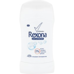 Rexona Women Antyperspirant w sztyfcie Pure Protection 40 ml