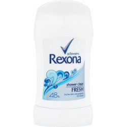Rexona Women Shower Clean Antyperspirant w sztyfcie 40 ml