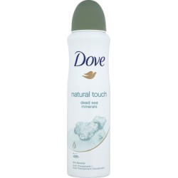 Dove Natural Touch Dead Sea Minerals Antyperspirant w aerozolu 150 ml