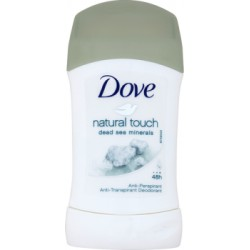 Dove Natural Touch Antyperspirant w sztyfcie 40 ml