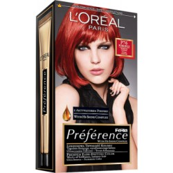 Loreal Paris Feria Preference Farba do włosów P76 Pure Spice