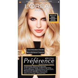 Loreal Paris Recital Preference Farba do włosów M 9.13 Baikal