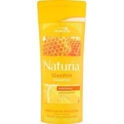Joanna Naturia Szampon do włosów suchych i zniszczonych Miód Cytryna 200 ml