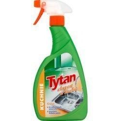 Płyn do mycia kuchni Tytan ekspert w kuchni spray 500g