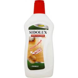 Sidolux Nabłyszczanie Środek do ochrony i nabłyszczania paneli 500 ml