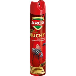 Arox spray na muchy Muchozol 750ml