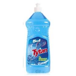 Płyn nabłyszczający do zmywarek Tytan 5w1 1l
