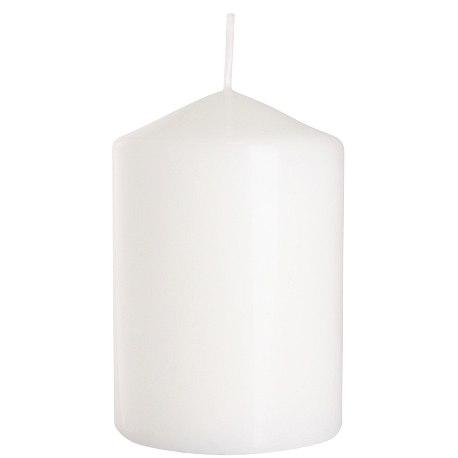Bispol świeca walec sw70/100 biała