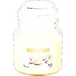 Bispol świeca zapachowa w szkle z wieczkiem słoik Ciasteczko Waniliowe SND71-202
