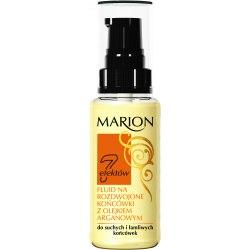 Marion 7 Efektów Fluid na rozdwojone końcówki z Olejkiem Arganowym 50ml