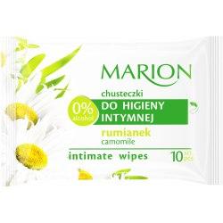 Marion Chusteczki do Higieny Intymnej 10szt Rumianek