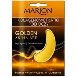 Marion Golden Skin Care Kolagenowe Płatki pod Oczy A2
