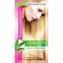 Marion szampon koloryzujący 51 Jasny Perłowy Blond saszetka 40ml