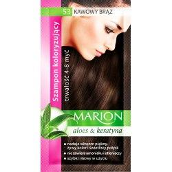 Marion szampon koloryzujący 53 Kawowy Brąz saszetka 40ml