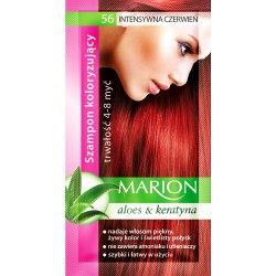 Marion szampon koloryzujący 56 Intensywna Czerwień saszetka 40ml