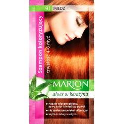 Marion szampon koloryzujący 91 Miedziany saszetka 40ml