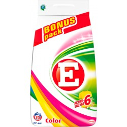 E Color Proszek do prania 4,9 kg (70 prań)