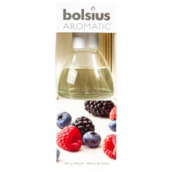 Bolsius odświeżacz Aromatic 45ml berry delight