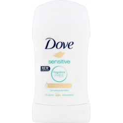 Dove Sensitive Antyperspirant w sztyfcie 40 ml