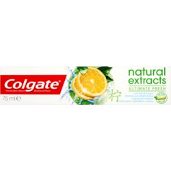 Colgate Natural Extracts Ultimate Fresh Pasta do zębów z fluorem 75 ml