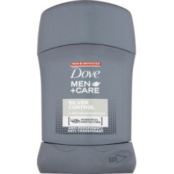 Dove Men+Care Silver Control Antyperspirant w sztyfcie 50 ml