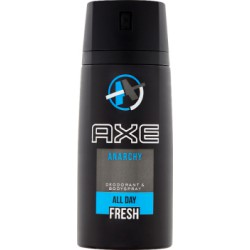 Axe Anarchy Dezodorant w aerozolu 150 ml