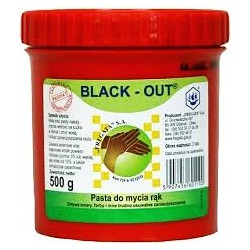 Black Out pasta BHP do mycia rąk 500g