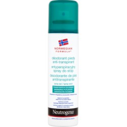NEUTROGENA Antyperspiracyjny deo spray do stóp 150 ml