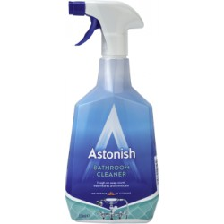 Astonish Bathroom Cleaner- Aktywna piana do mycia łazienki 750ml