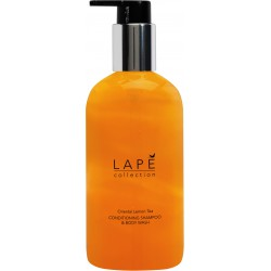 Lape Collection Oriental Lemon Tea Conditioning Shampoo & Body Wash 300ml