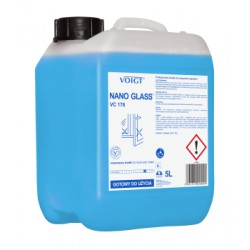 Voigt Nano Glass do mycia szyb i luster 5L VC176