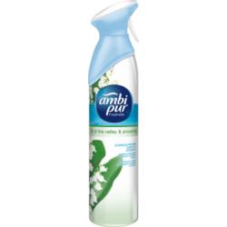 Ambi Pur Freshelle Lily of the Valley & Snowdrop Odświeżacz powietrza w sprayu 300 ml