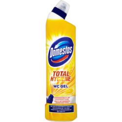 Domestos Total Hygiene Citrus Fresh Żel do czyszczenia toalet 700 ml