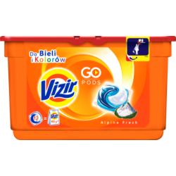 Vizir Go Pods Alpine Fresh kapsułki do prania 12 prań
