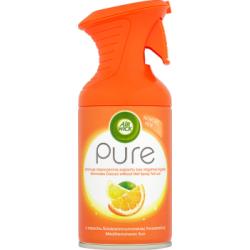 Air Wick Pure o zapachu śródziemnomorskiej pomarańczy Odświeżacz powietrza 250 ml