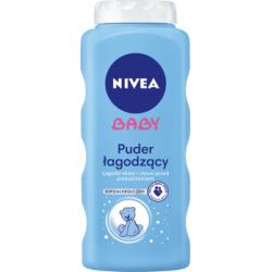 NIVEA Baby Puder łagodzący hipoalergiczny 100 g