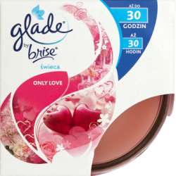 Glade by Brise Only Love Świeca 120 g