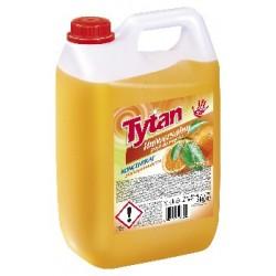 Uniwersalny płyn do mycia słodka pomarańcza Tytan koncentrat 5kg