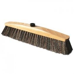 Miotła z naturalnym włosiem 40cm York