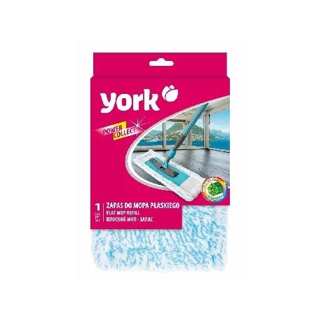 Power Collect Mop płaski - zapas York